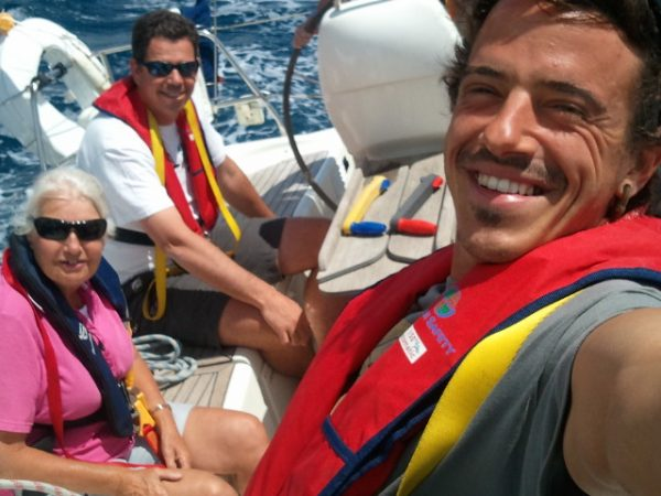 Competent Crew course in Palma