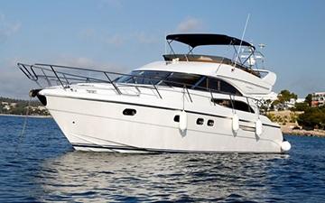 Learn to Motor Cruise at Palma Sea School